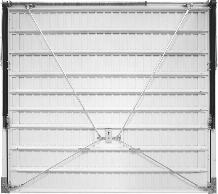Garador Horizon Garage Door